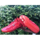 """Dança"" sneaker edition Red Patent"