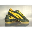 Slim Sneaker Green & Yellow